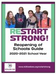 Restart Strong! Reopening of School's Guide