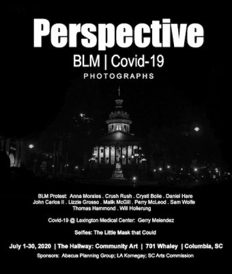 Perspective: BLM | COVID Photographs