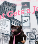 "Puppet Time Machine Theatre Presents ""Rat Gets a Job"""