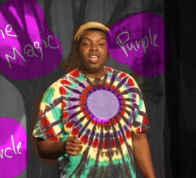 The Magic Purple Circle