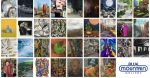 Online Exhibition of NY's Blue Mountain Gallery