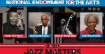 Virtual Concert Celebrates the 2020 NEA Jazz Masters