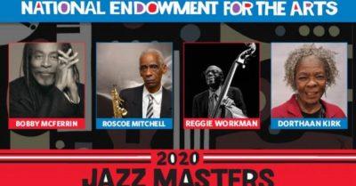 Virtual Concert Celebrates the 2020 NEA Jazz Maste...