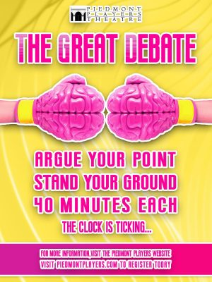 The Great Debate Camp
