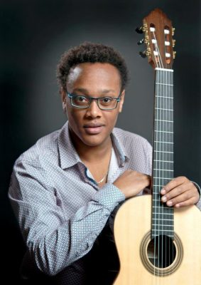 Richland Library features French Classical Guitarist