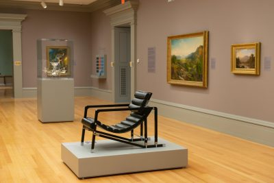 Please Have a Seat: A Conversation on Eileen Gray