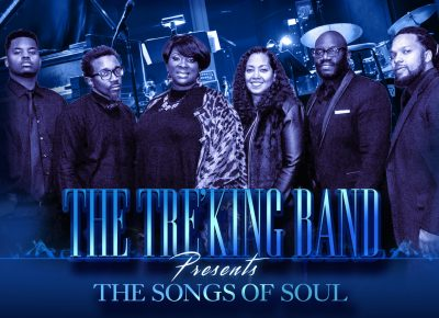 The Tre'King Band Presents The Songs of Soul
