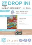 Drop In at OTM Sun., Oct. 11