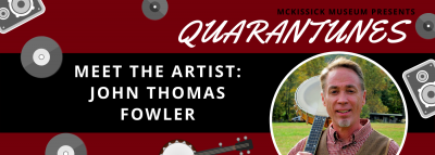 Meet the Artist: John Thomas Fowler
