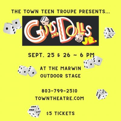 T3 Presents Guys & Dolls Jr.