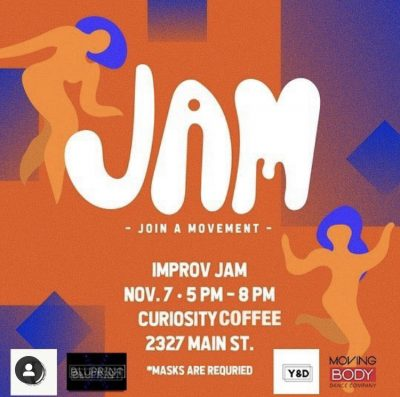 JAM: join a movement