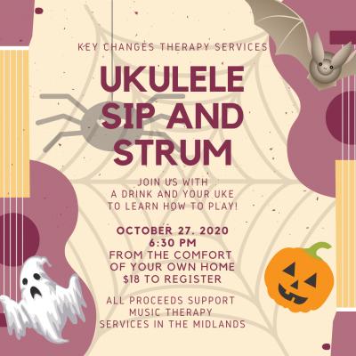 Spookulele Ukulele Beginners Course