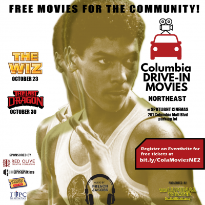Free Drive-In Film Screenings in the Northeast