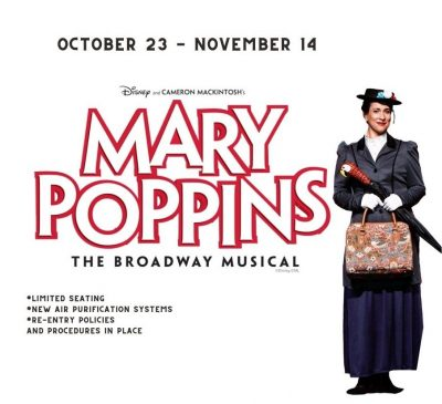 Mary Poppins Returns to Town Theatre