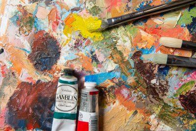 Art Class: Oil Painting