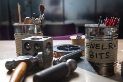 Teen Winter Workshop: Wearable Metals