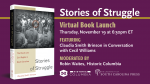 Stories of Struggle: Claudia Smith Brinson in conversation with Cecil Williams at Historic Columbia
