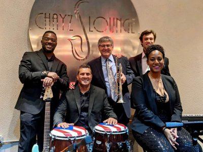 The Latin Caravan Jazz Quartet Live! An Evening of Rhythmic Grooves