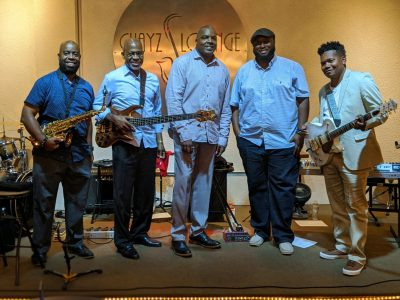 Groove Masters Band Presents An Evening of Soul Ja...