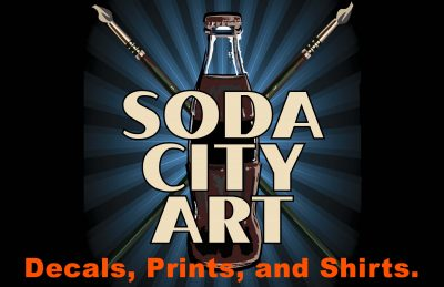 Christopher Soda City Art LeBeau
