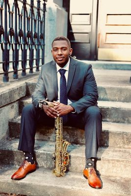 Darius Starks Live! The Sounds of Soul Jazz