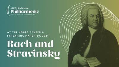 Bach and Stravinsky