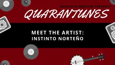 Meet the Artist -Instinto Norteño (Virtual)