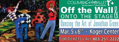 Off the Wall and Onto the Stage: Dancing the Art o...