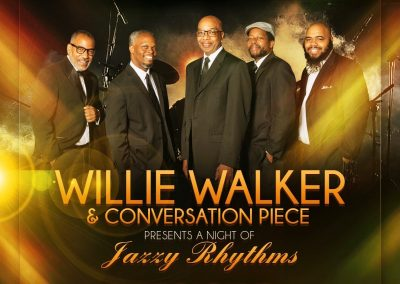Willie Walker & Conversation Piece Presents A ...