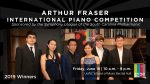 Arthur Fraser International Piano Competition