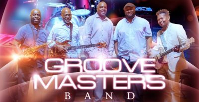 Groove Masters Band Presents An Evening of Soulful Rhythms