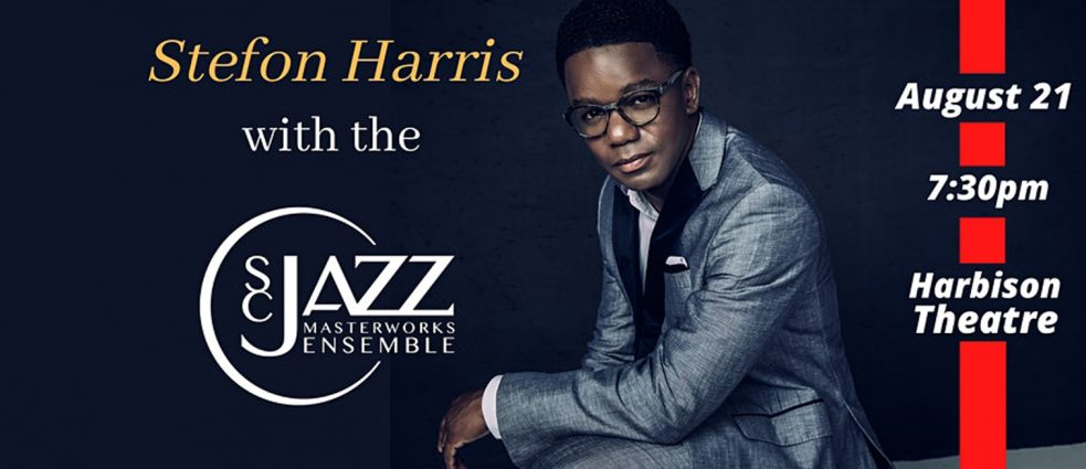 Stefon Harris and the SC Jazz Masterworks Ensemble...