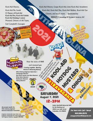 Kool-Aid*Hotdog*Mustard*& Onion Extravaganza