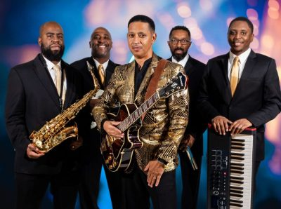 Reggie Graves & Jazz Theory Presents An Evening of Soulful Rhythms