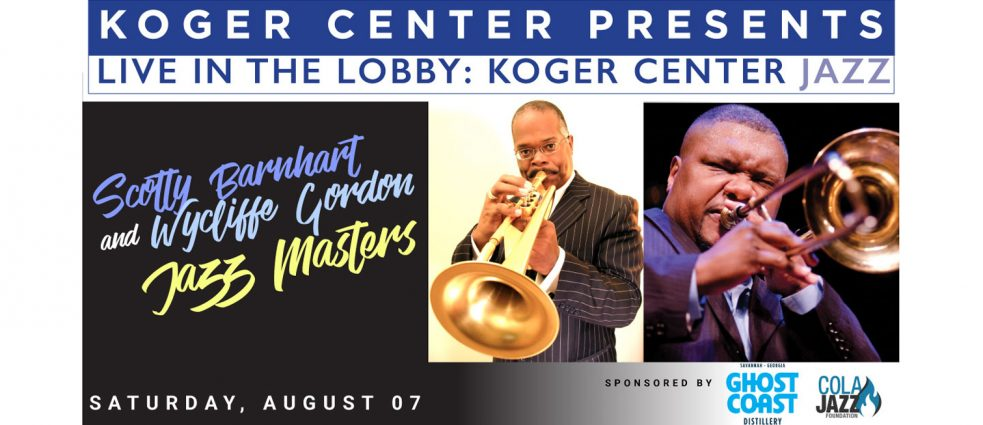 Koger Center Presents Live in the Lobby: Scotty Ba...