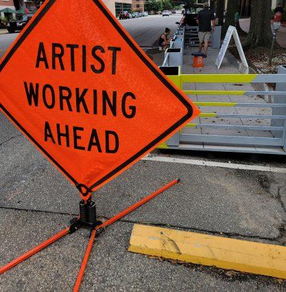 Artist Entrepreneur Incubator: Going Public