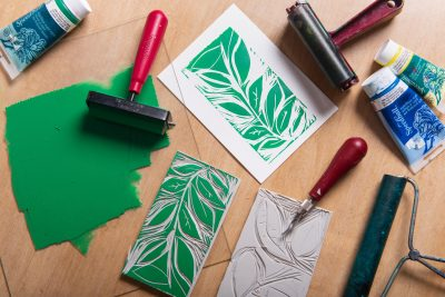 Art Class: Printmaking Basics