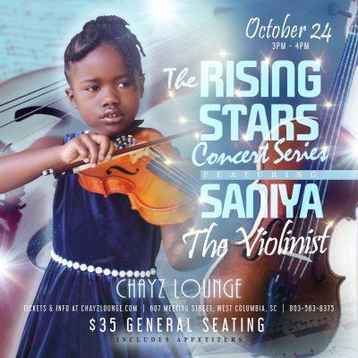 Dorinda Riley Presents The Rising Stars Concert Se...