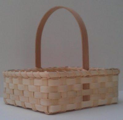 Workshop - Basket Weaving
