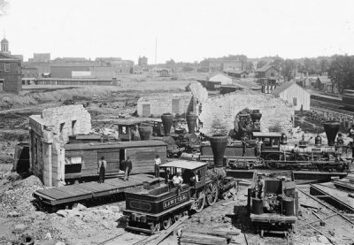 Second Sunday Roll: Bus Tour of Civil War Sites