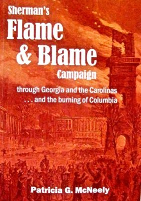 Sherman's Flame & Blame Campaign: A Book Discussion with Patricia McNeely