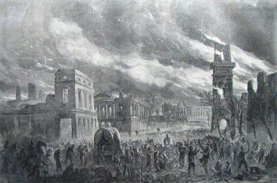 Civil War Lecture Series: Atlanta and Columbia Remember Sherman
