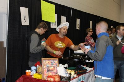 The Palladium Society Chili Cook-Off Presented by Music Farm Columbia