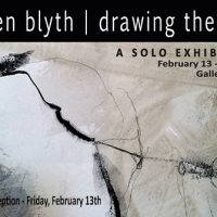 Eileen Blyth | Drawing the Line Exhibition