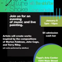 Tapp's Arts Center Presents: A creative surge with the ebb:flow music collective