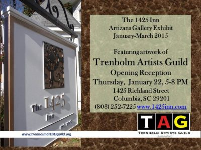 The 1425 Inn Artizan Gallery Opening