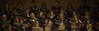 USC Concert Choir and University Chorus Concert