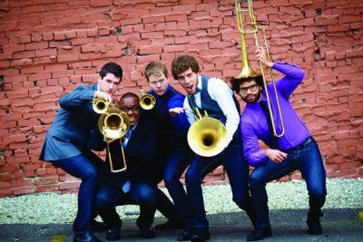 USC Symphonic Winds with C Street Brass