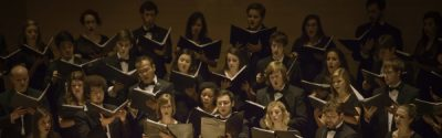 University Chorus Concert: Psalms, Hymns, and Spiritual Songs