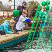 Fountain Division of W.P. Law Official Kick-Off to St. Pat's in Five Points